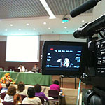 streaming de ponencia