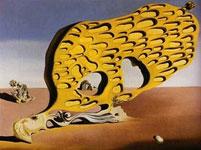 El Enigma del Deseo - Salvador Dalí, 1929