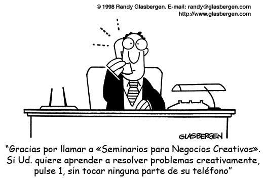 """¿Soluciones """"al uso"""" para Problemas Creativos?"""