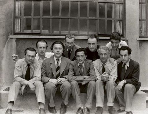 Grupo Surrealistas 1930