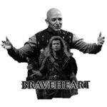 Jeff Bezzos Braveheart