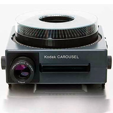 Proyector Kokak Carousel